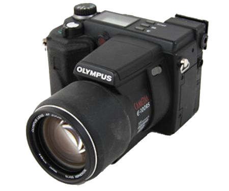 Olympus e100rs